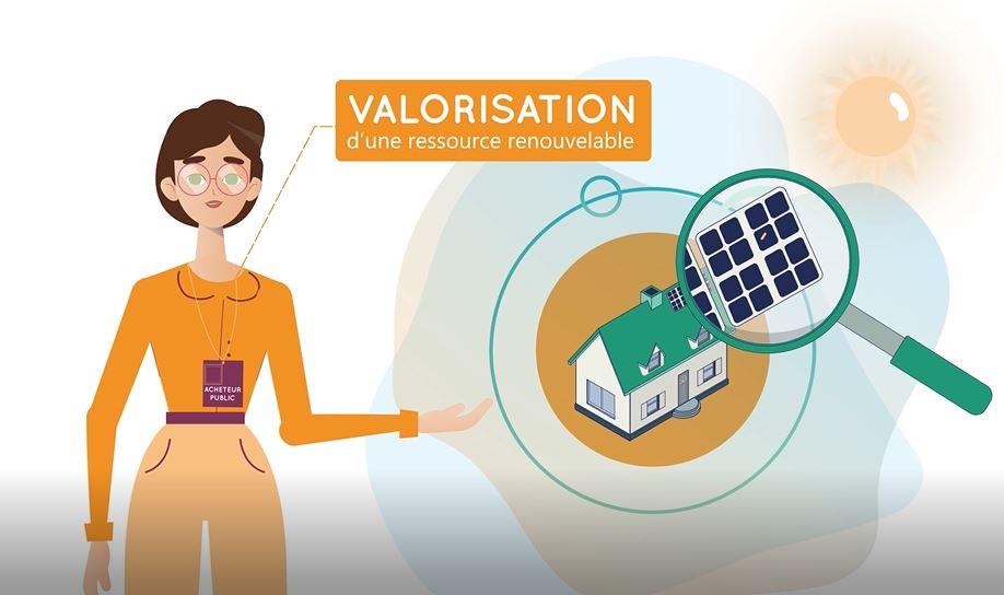 les énergies renouvelables dans les achats publics durables